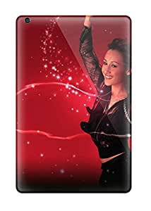 Christmas Gifts 3161317K18016113 Hot Celebration Diamond Beauty Tpu Case Cover Compatible With Ipad Mini 3