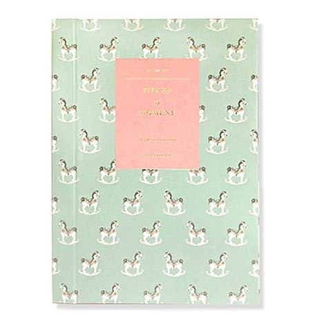 selbstklebend Flamingo Ikonische St/ücke von Moment Fotoalbum