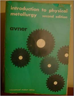 Browse New & Used Metallurgy Books