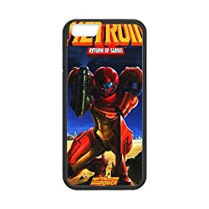 Metroid Game iPhone 6 4.7 Inch Cell Phone Case Black 05Go-225623