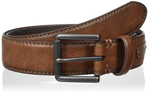 Columbia Men's Newberry 1 3/8 in. Feath Edge Men's (Columbia Brown Belt)