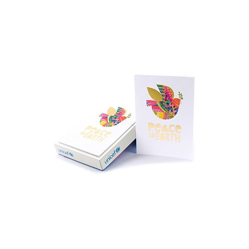 Hallmark UNICEF Christmas Boxed Cards, P