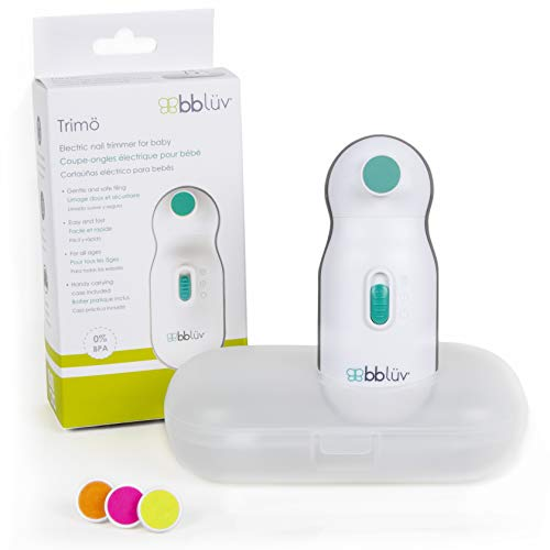 bblüv Trimö Electric Nail