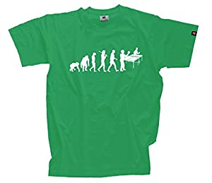 T-Shirt Kelly S Tischtennisspieler Tischtennis Table Tennis Ping Pong Evolution