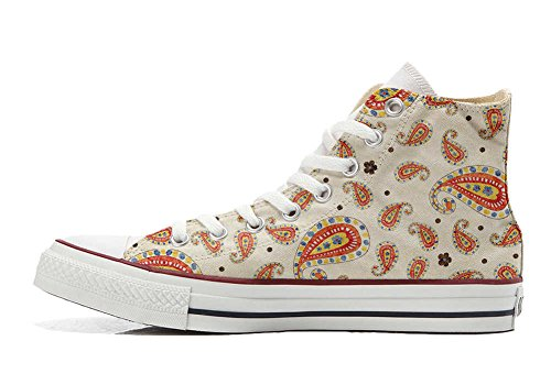 Converse All Star Customized - zapatos personalizados (Producto Artesano) Summer