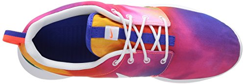 Nike Mujeres Air Zoom Structure 19 Zapatillas De Running Court Purple / Blanco-total Crimson