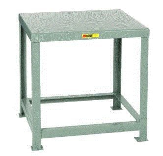 Little Giant Products - Div. O, Machine Table With 22 X 30 Top, Mt-2230-36, Height: 36 Inch, Weight: 114 #, Option: , Mth1-2230-36