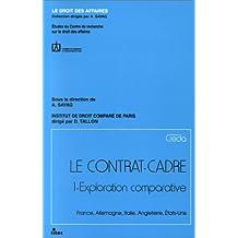 CREDA CONTRAT-CADRE T.01