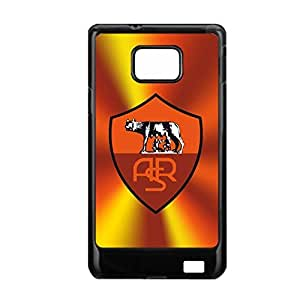 Generic Desiger Phone Case For Teens Print With A S Roma Logo For Samsung Galaxy S2 I9100 Choose Design 5