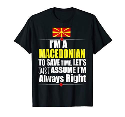 Storecastle: I'MA Macedonian Funny Gift Pride T-Shirt