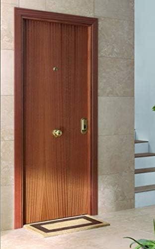 Puerta Acorazada Grado 3 (roble): Amazon.es: Bricolaje y herramientas