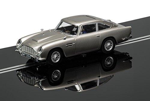Silver James Bond Goldfinger Aston Martin Db5