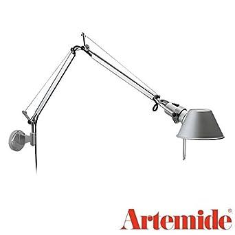 Lampe Artemide Led Mural A004800A025150 Tolomeo yYvIbf7g6