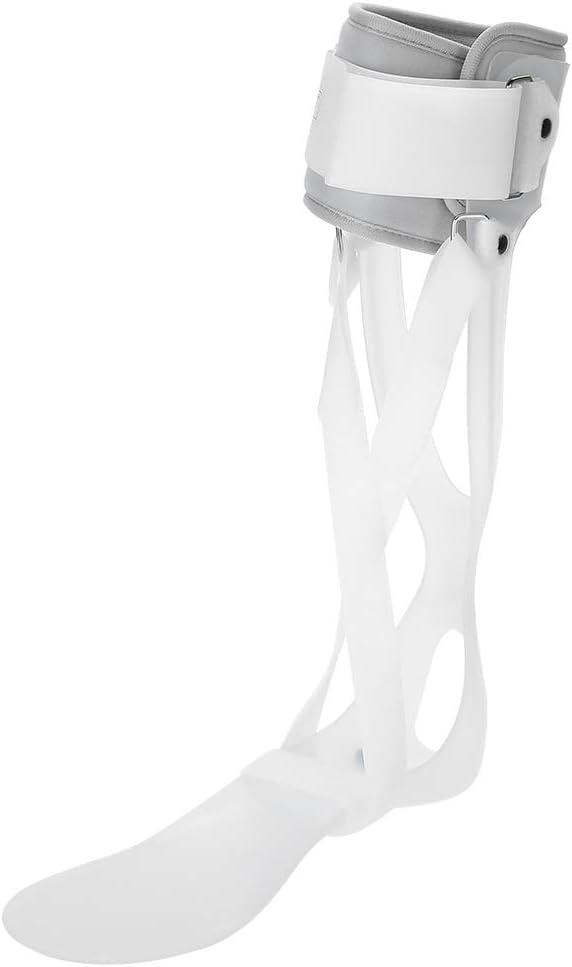 Filfeel Soporte para el Tobillo, ortesis la caída del pie, férula ortodoncia ortopédica, Aprobado por FDA(Right M)