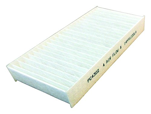 Crown Automotive 55111302AA Cabin Air Filter; 2 Required;