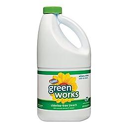 CLO30647 - Naturally Derived Non-chlorine Bleach, 60oz Bottle