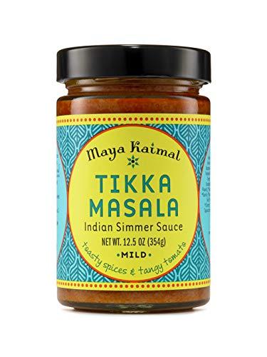 Maya Kaimal Fine Indian Foods Simmer Sauce, Tikka Masala, Mild, 12.5 ()