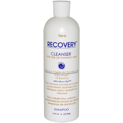 - Nairobi Recovery Cleanser Shampoo for Unisex, 16 Ounce