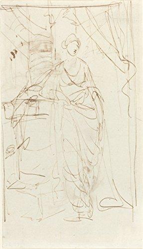 1780s dress - 2