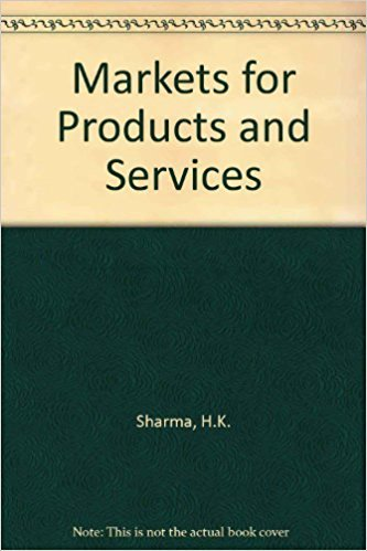 Markets for Products and Services PDF