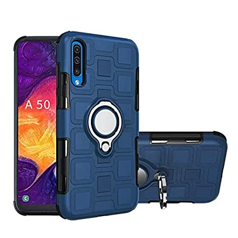 Amazon.com: Weejb - Carcasa para Samsung Galaxy A50 (doble ...