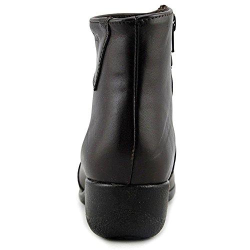 6 5 Womens Chocolate Leather Size Marsha Toe 5 UK Ankle 4 Closed US US Martino Fashion SB4qRwHH
