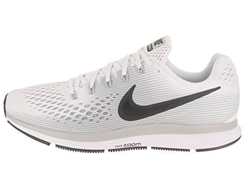 White Zoom da Anthracite Pure Fitness Pegasus Nike Platinum Uomo 34 Air Scarpe qRX758w