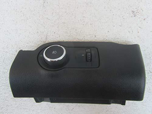 Morad Parts 2013 Fits Buick Regal Headlight Switch Bezel Trim Head Light Lamp Fog Dome Dash