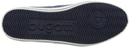 Bugatti Herren F48083 Low-Top Blau (jeans 455)