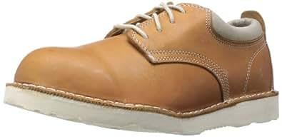 Dickies Men's Harris Shoe,Luggage Tan,14 M US