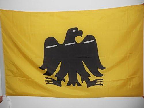 EUSKADI 60 x 90 cm Bandera Vasca AZ FLAG Bandera del PA/ÍS Vasco EUSKAL HERRIRA 90x60cm para Palo