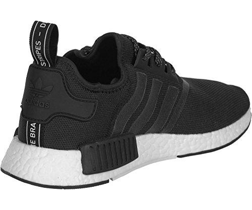 adidas Originals NMD_R1 Herren Sneaker Core SchwarzWeiß