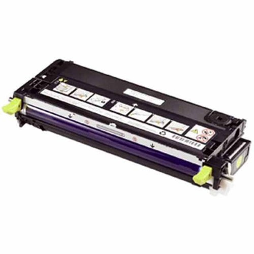 Dell Computer G909C Yellow Toner Cartridge 3130cn/3130cnd Laser Printers by Dell