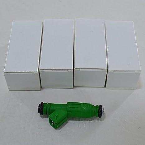 4 x uno inyectores injectors 0280155968 440 ccm EV6 VR6 M3 Turbo c20let z20let: Amazon.es: Coche y moto