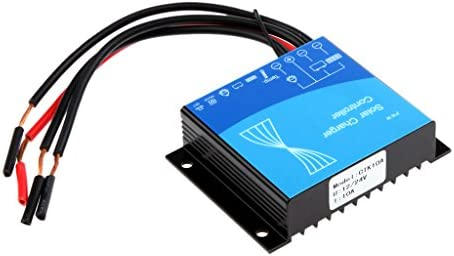 Generic 12v 24v 20A Wasserdicht Solarpanel Batterie Laderegler Akkuschutz Energieeinspar