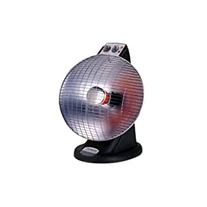 Amazon Com Parabolic Deluxe Radiant Heater Home Amp Kitchen