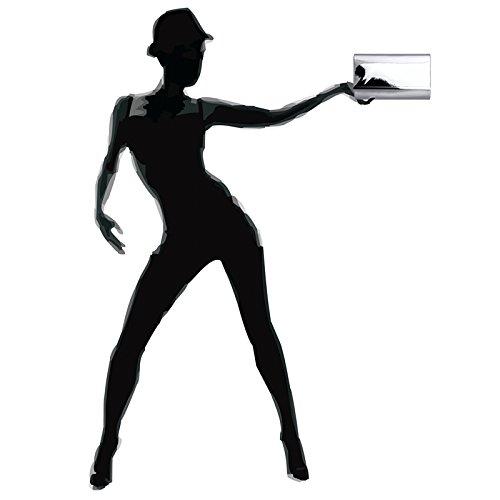 enveloppe laqué main TA378 avec élégant effet Pochette pour Sac Argenté soirée CASPAR à clutch métallisé longue femme de chaînette tOXxRwAqAg