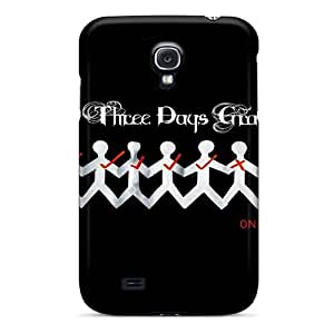 Great Hard Phone Covers For Samsung Galaxy S4 With Support Your Personal Customized High Resolution Three Days Grace Pattern LisaSwinburnson