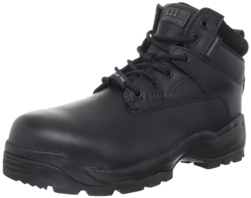 5.11 Tactical  A.T.A.C. 6″ Shield Side Zip Boot, Black, 10.5 (R)
