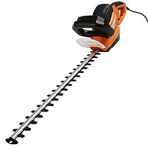 Elektrische Heckenschere 710W 240 V Rasenschere Rasentrimmer Strauchschere