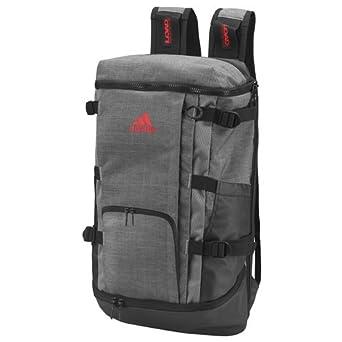 adidas zaino zaino grey / red accessori da viaggio