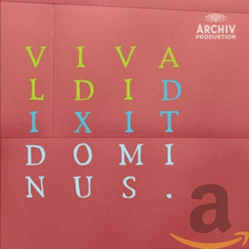 Vivaldi: Dixit Dominus: Körnerscher Sing-Verein Dresden: Amazon.es: Música