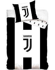 Juventus FC Football Club - Set Copripiumino Singolo 140 x 200 cm, 70 x 80 cm