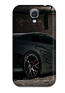 High-end Case Cover Protector For Galaxy S4(police Car) by lolosakes