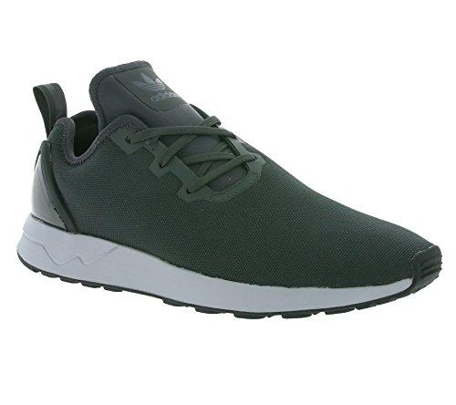 adidas Zx Flux Adv Asym Trainers Grey Grau