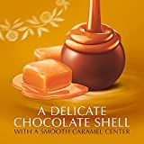 Lindt LINDOR Caramel Milk Chocolate Truffles, Milk