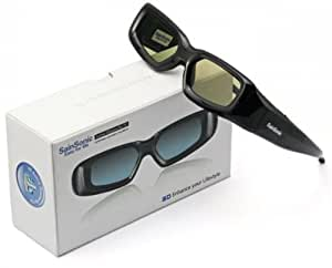 Sony bravia 3d glasses how to use