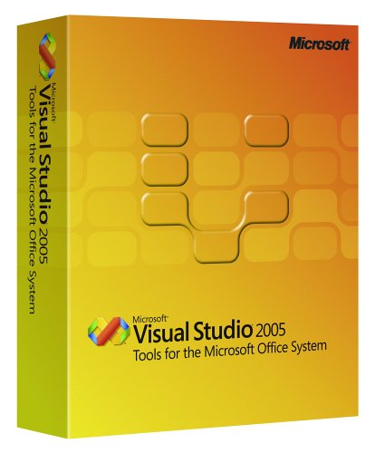 Microsoft Visual Studio Tools for Office 2005  Upgrade [Old Version]
