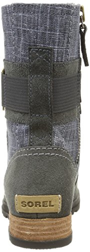 Mujer Sorel 53 Carly Botas Major Negro wg6tC