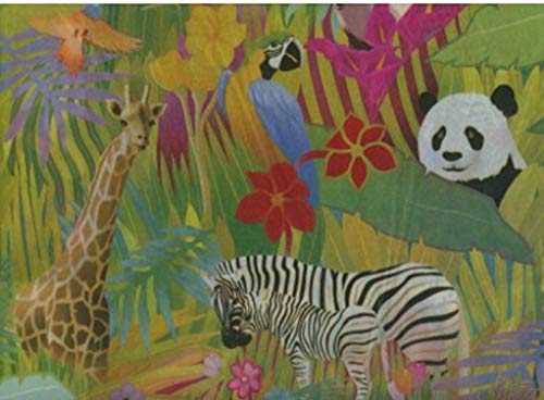 Animal Kingdom Tissue Wrapping Paper-20 Sheets -